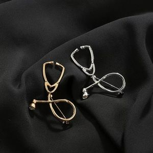 Gift for doctor nurse medical pin cute brooche